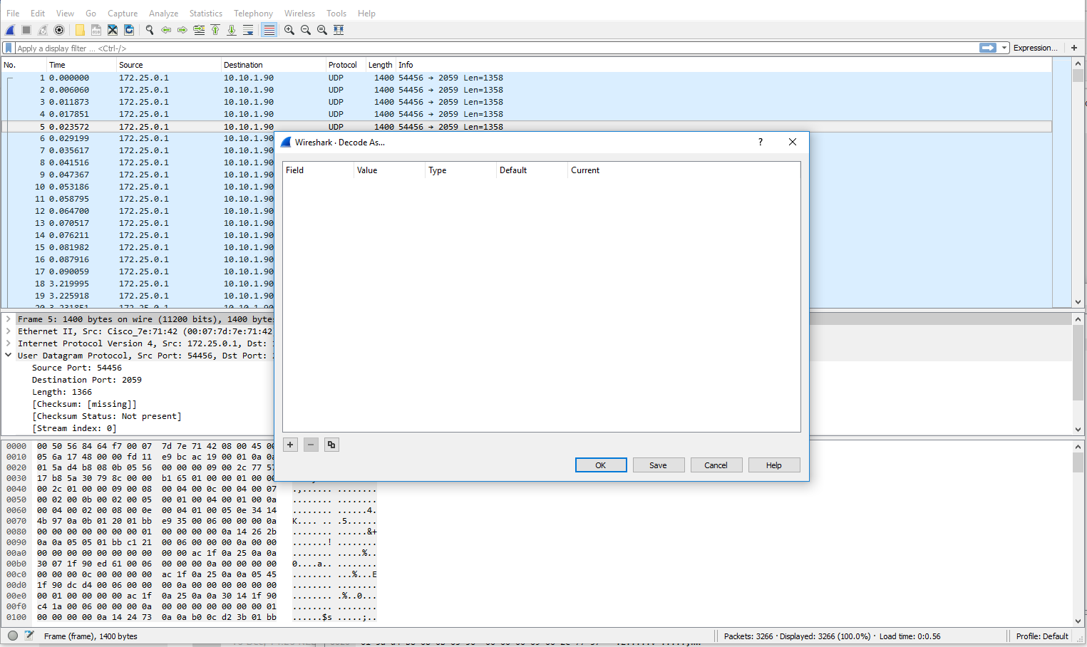 How to view NetFlow in WireShark – Kaseya Support Knowledgebase