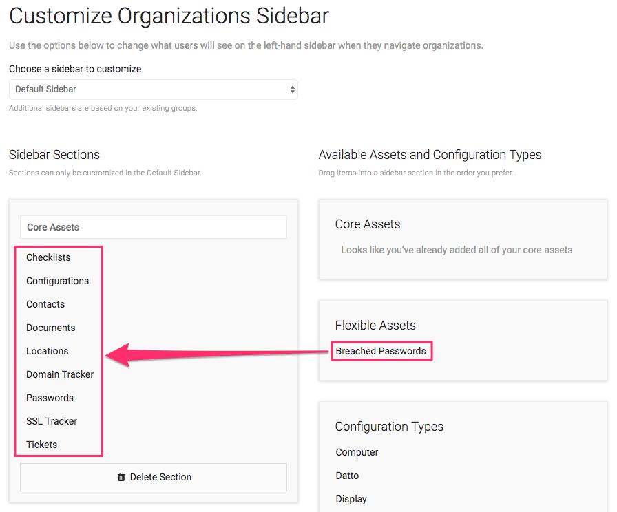 Customize_Organizations_Sidebar___IT_Glue.png